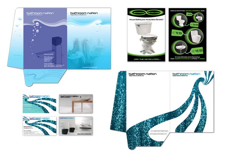 Business Card & Folder Designs