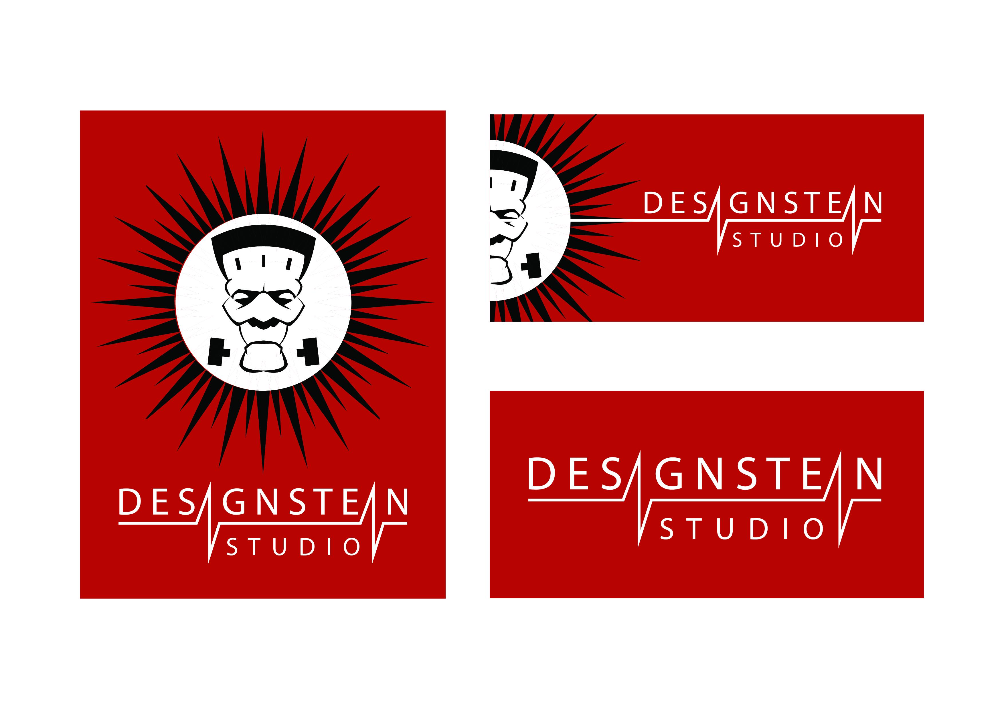 Designstein Logo design variants