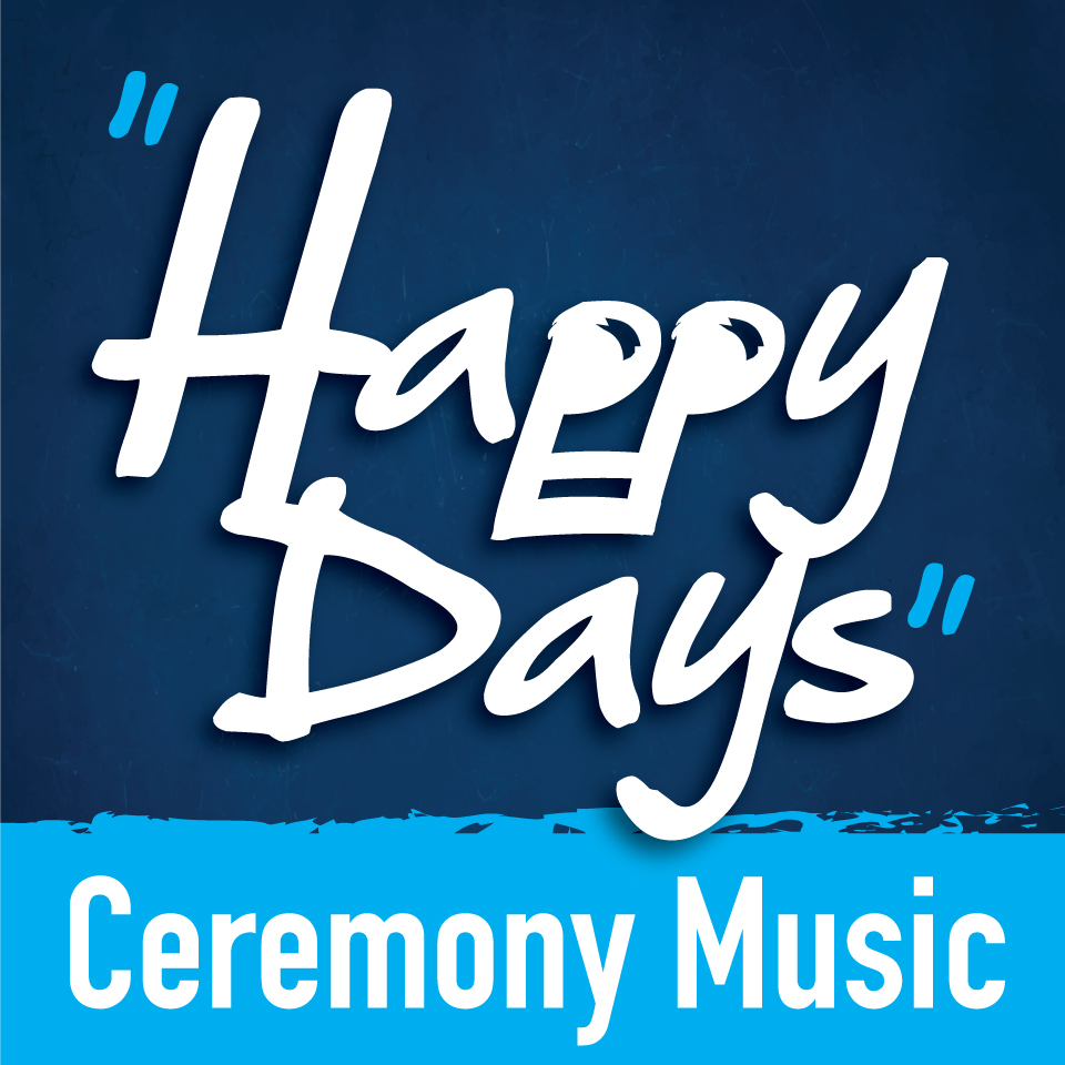 Happy Days Logo design